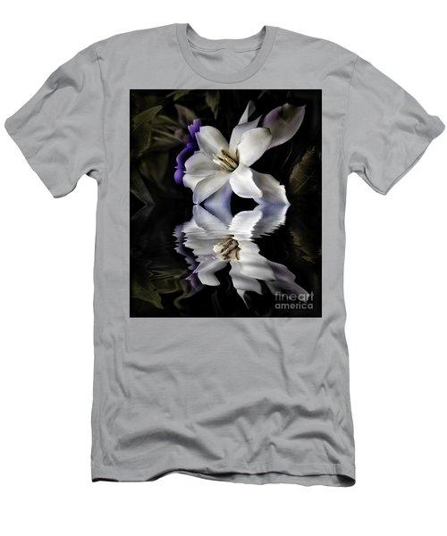 Gardenia Men's T-Shirt (Athletic Fit)