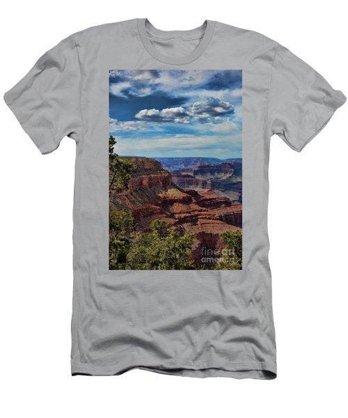 Gc 34 Men's T-Shirt (Slim Fit) by Chuck Kuhn