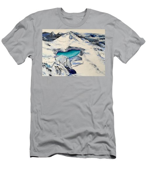 Gemstone Lake Men's T-Shirt (Athletic Fit)