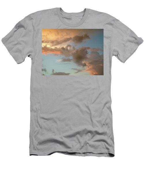 Gentle Clouds Gentle Light Men's T-Shirt (Athletic Fit)