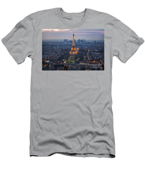 Get Ready For The Show Men's T-Shirt (Slim Fit) by Giuseppe Torre