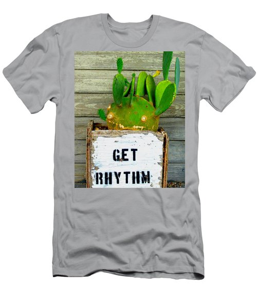 Get Rhythm Men's T-Shirt (Athletic Fit)