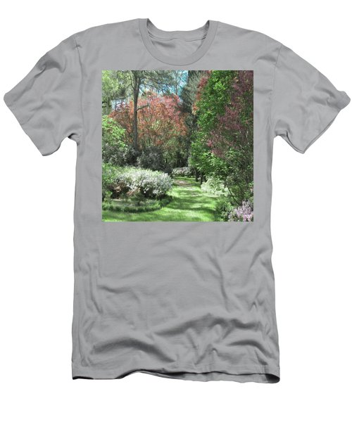 Getting Lost In A Day Dream Men's T-Shirt (Athletic Fit)