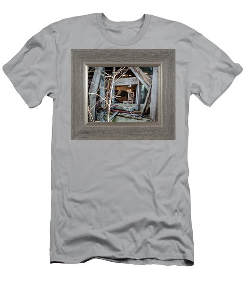 Ghost Chair Men's T-Shirt (Athletic Fit)