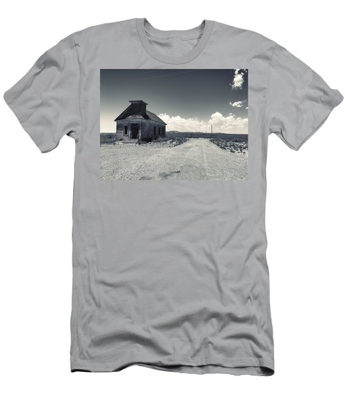 Ghost Church Men's T-Shirt (Athletic Fit)