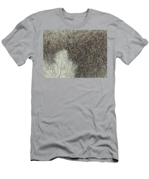 Ghost Leaf Men's T-Shirt (Athletic Fit)