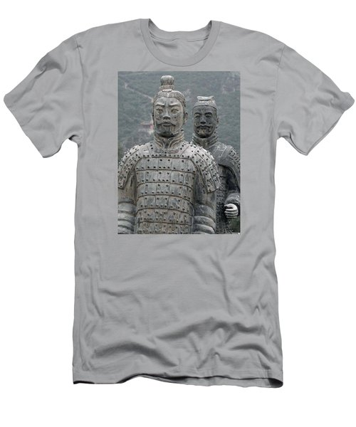 Ghost Warriors Men's T-Shirt (Athletic Fit)