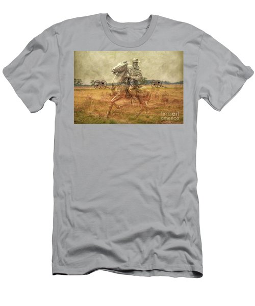 Ghosts Of Gettysburg II Men's T-Shirt (Athletic Fit)