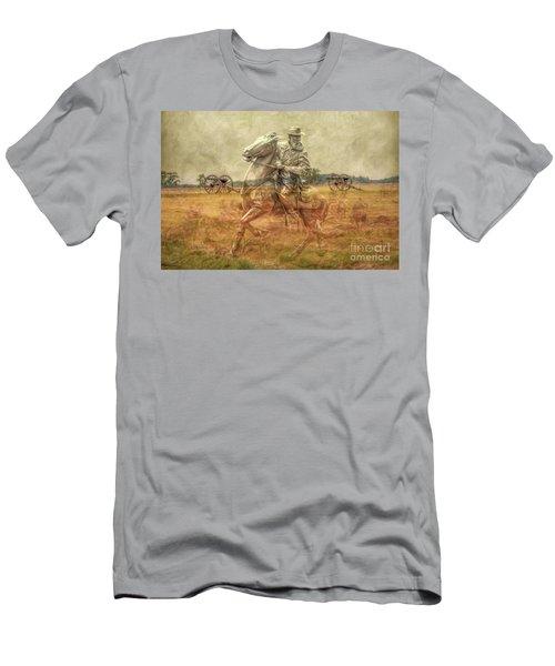 Ghosts Of Gettysburg II Men's T-Shirt (Athletic Fit)