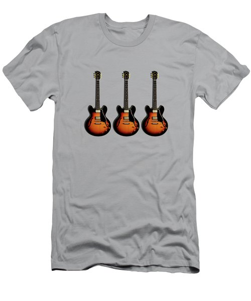 Gibson Es 335 1959 Men's T-Shirt (Athletic Fit)