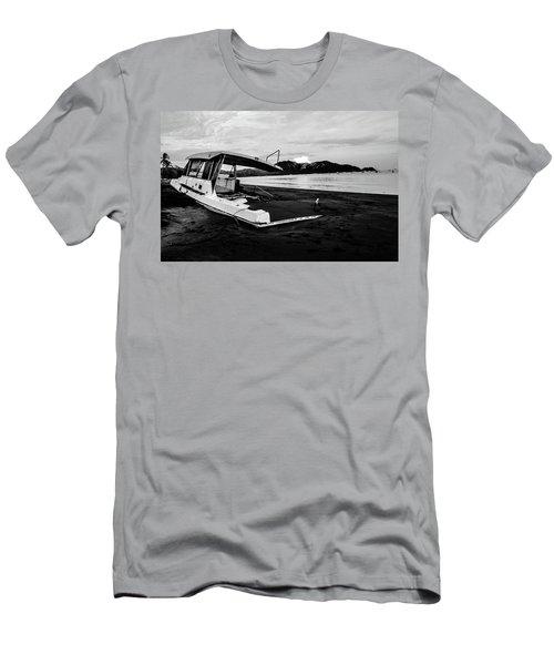 Gilligan Found  Men's T-Shirt (Athletic Fit)
