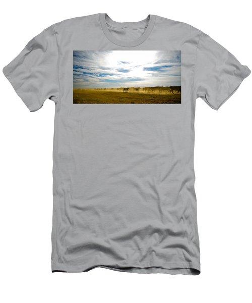 Git Along Men's T-Shirt (Athletic Fit)