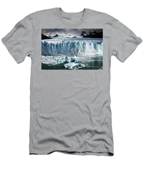 Glaciar 003 Men's T-Shirt (Athletic Fit)