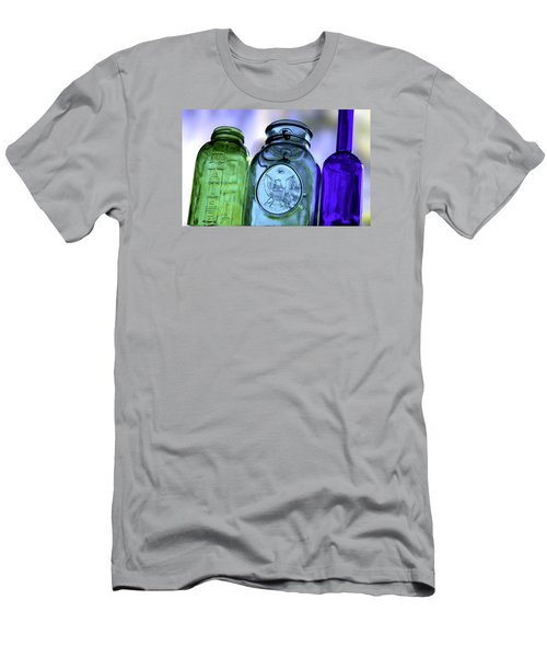 Glass Men's T-Shirt (Athletic Fit)