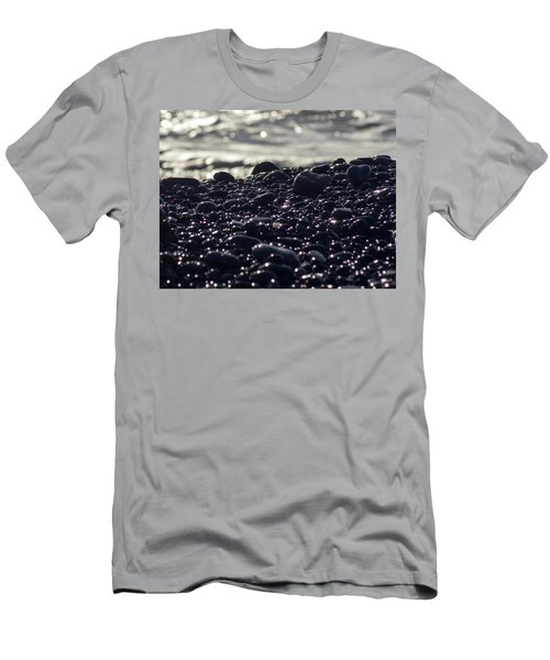 Glistening Rocks Men's T-Shirt (Athletic Fit)