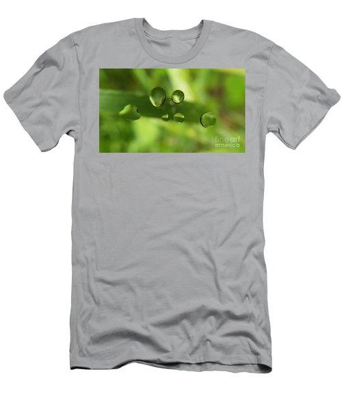 Globules Men's T-Shirt (Athletic Fit)