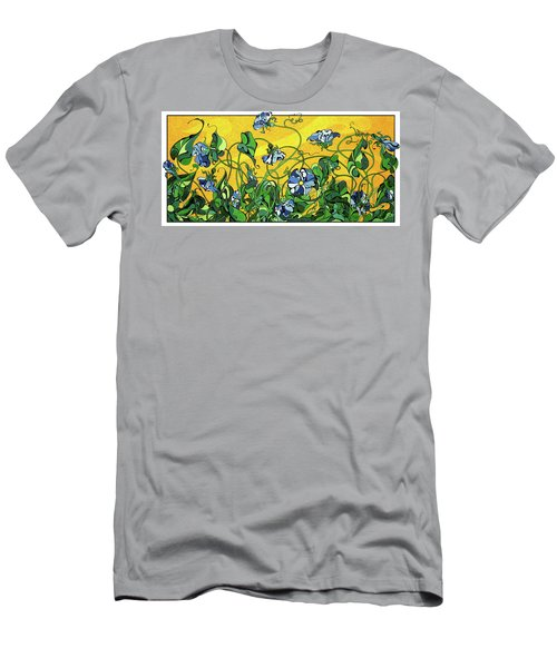 Glory In The Flower Men's T-Shirt (Athletic Fit)