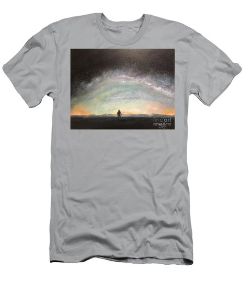 Glory Of God Men's T-Shirt (Athletic Fit)