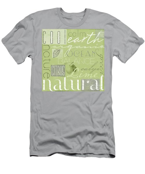 Go Green Men's T-Shirt (Athletic Fit)