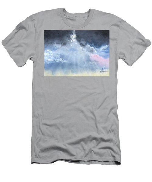 God Rays Men's T-Shirt (Athletic Fit)