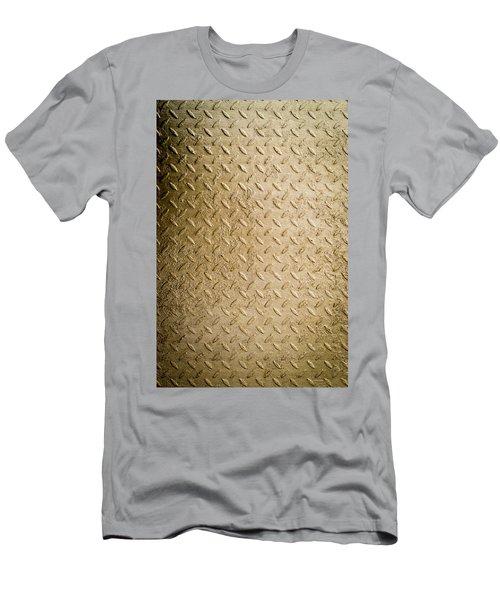 Grit Of Goldfinger Men's T-Shirt (Athletic Fit)