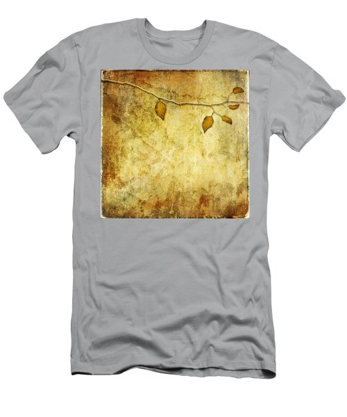 Golden Branch Of Hope  Men's T-Shirt (Athletic Fit)