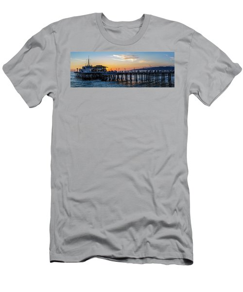Golden Hour - Panorama Men's T-Shirt (Athletic Fit)