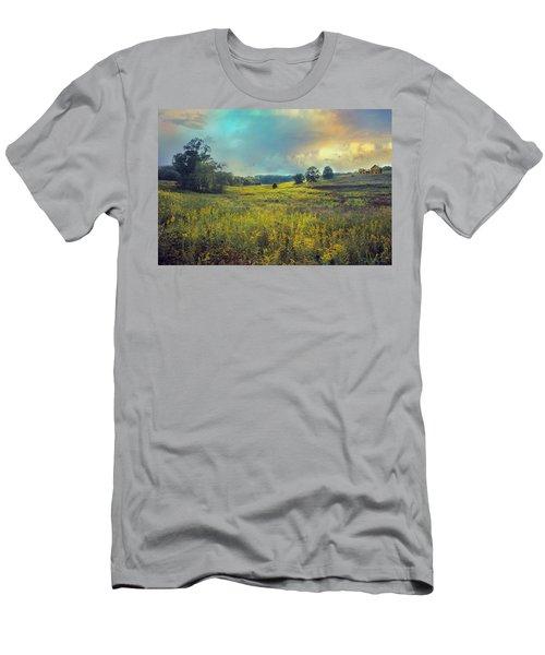 Golden Meadows Men's T-Shirt (Athletic Fit)