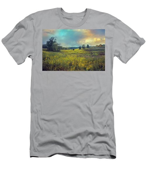 Golden Meadows Men's T-Shirt (Athletic Fit)