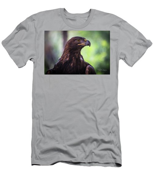 Golden One Men's T-Shirt (Athletic Fit)