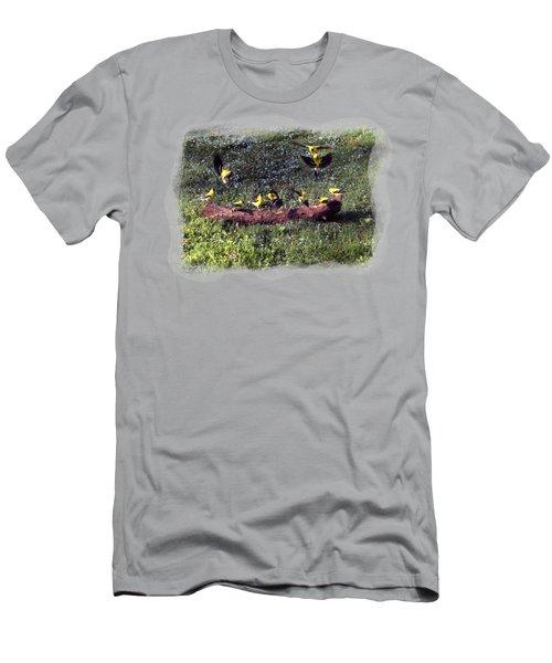 Goldfinch Convention Men's T-Shirt (Athletic Fit)