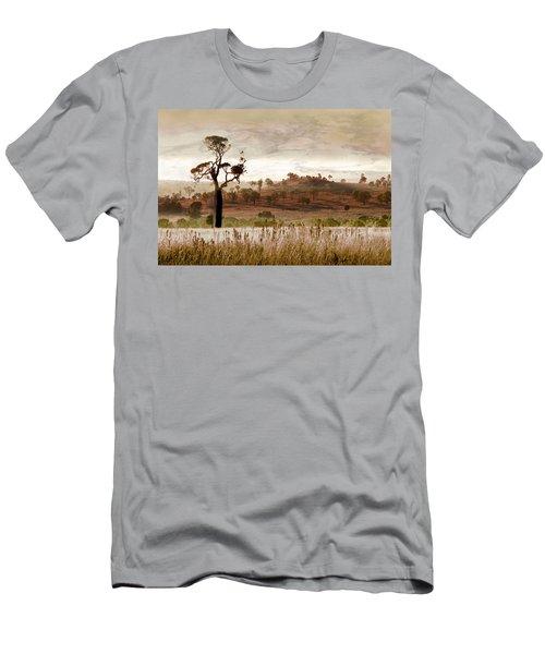 Gondwana Boab Men's T-Shirt (Athletic Fit)