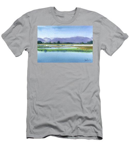 Goose Island Marsh Men's T-Shirt (Athletic Fit)