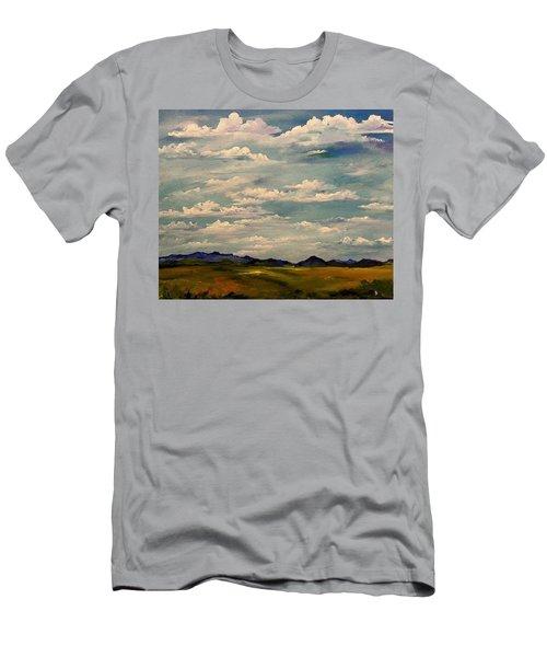 Got Clouds Men's T-Shirt (Athletic Fit)