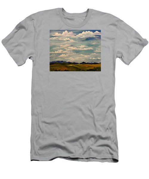 Got Clouds Men's T-Shirt (Athletic Fit)