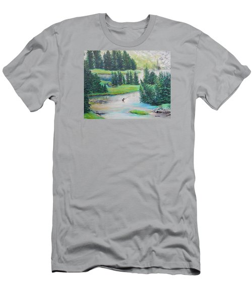 Got One Men's T-Shirt (Slim Fit) by Patti Gordon