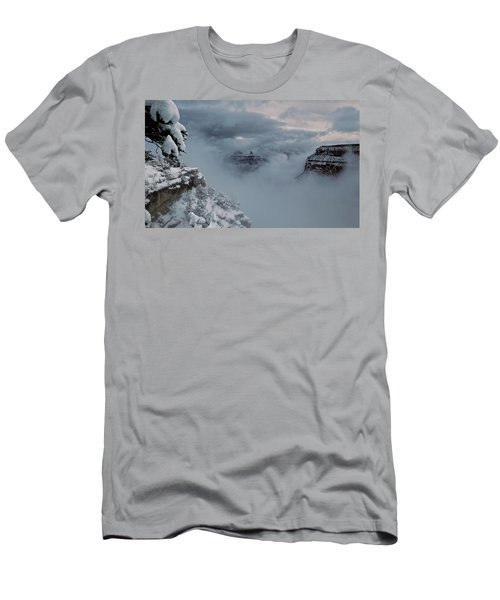 Men's T-Shirt (Athletic Fit) featuring the photograph Grand Canyon by Lucian Capellaro