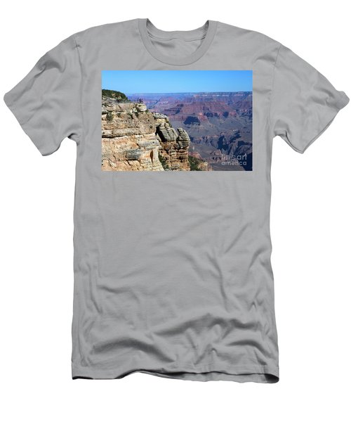 Grand Canyon South Rim Men's T-Shirt (Athletic Fit)
