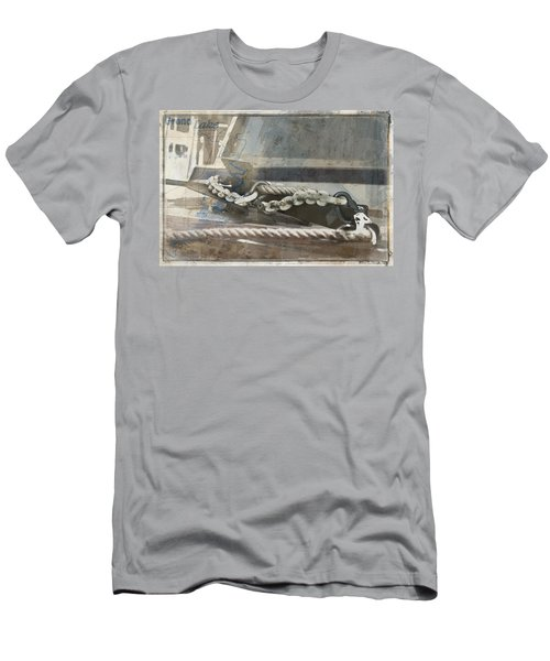 Grand Lake Boat Men's T-Shirt (Athletic Fit)