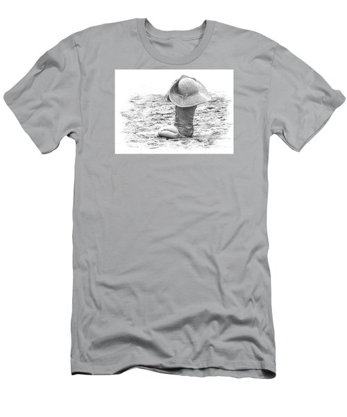 Grandma's Hat Men's T-Shirt (Athletic Fit)