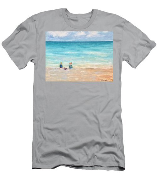 Grandmas View Men's T-Shirt (Athletic Fit)