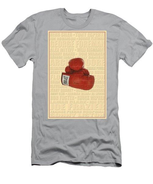 Graphic Ali Men's T-Shirt (Athletic Fit)