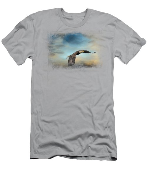 Grass Before The Storm Men's T-Shirt (Slim Fit) by Jai Johnson
