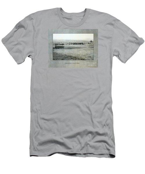 Grazing Pastures Men's T-Shirt (Athletic Fit)