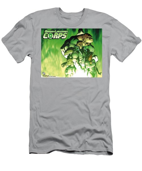 Green Lantern Corps Men's T-Shirt (Athletic Fit)