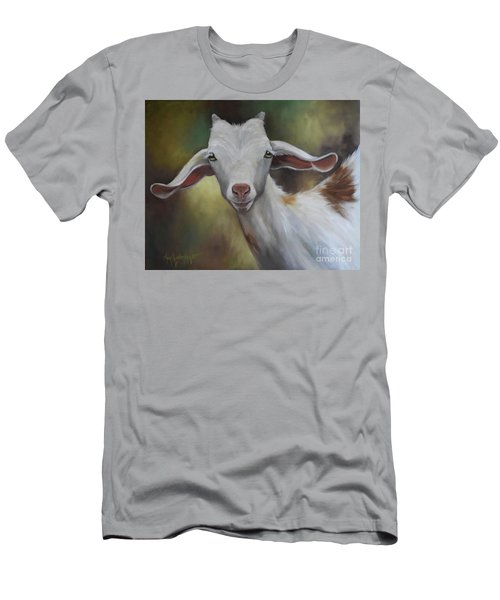 Groady The Goat Men's T-Shirt (Athletic Fit)