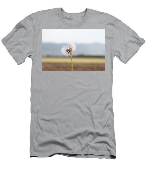 Groundsel In The Wind Men's T-Shirt (Athletic Fit)