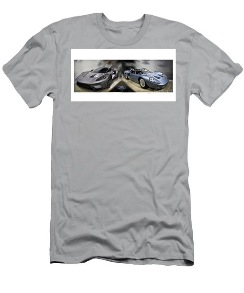 Gt40 Evolution Men's T-Shirt (Athletic Fit)