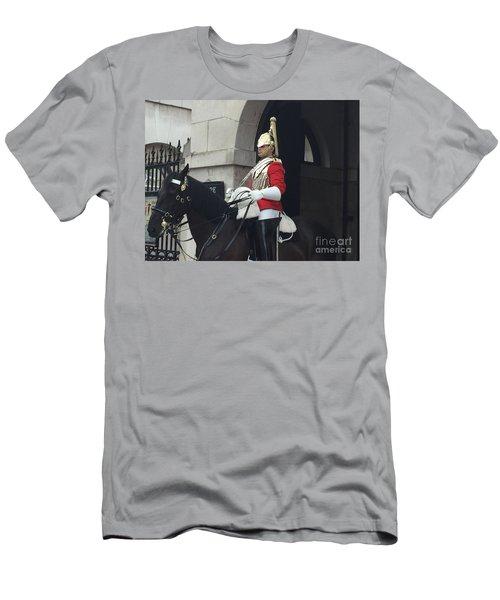 Guard London  Men's T-Shirt (Athletic Fit)