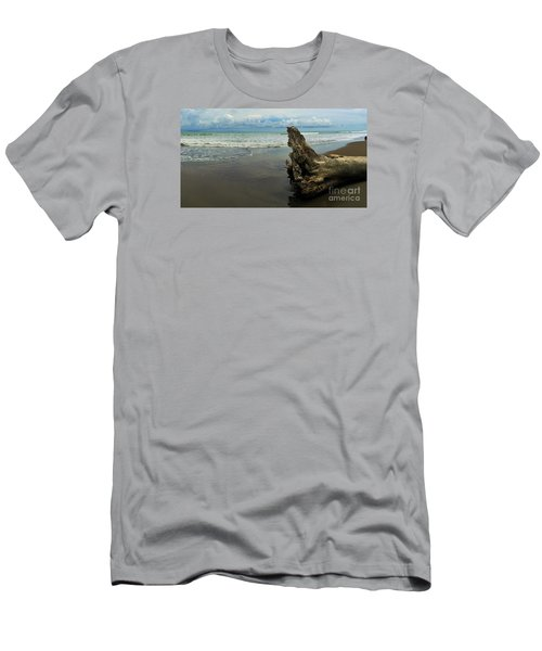 Guarding The Shore Men's T-Shirt (Slim Fit) by Pamela Blizzard